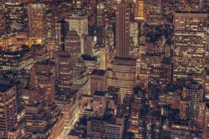 new york, city, skyline
