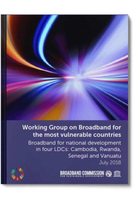 broadband for national development in four LDCs